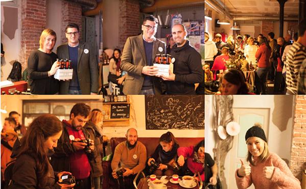 Entrevista en el Blog de Cervezas Lasalve