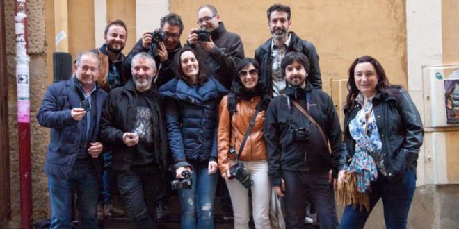 Taller de fotografía de Calle en Logroño