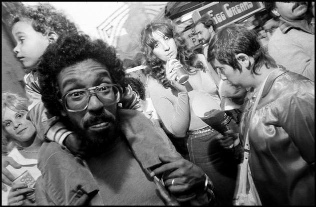 USA. New York City. 1984.