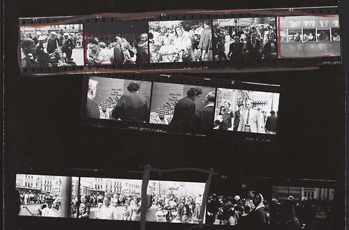 Contactos 10 # Robert Frank / Los Americanos 1ª parte
