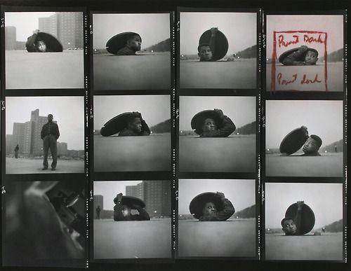 Gordon PARKS-The Invisible Man, 1952