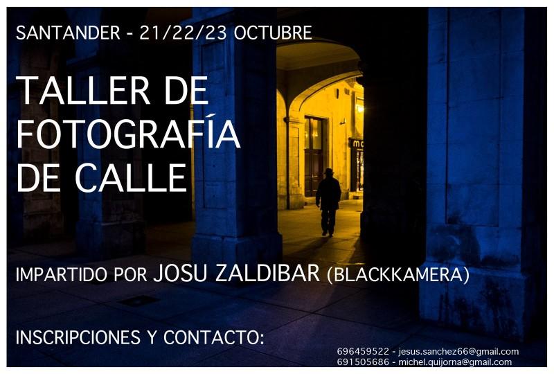 TALLER FOTOGRAFIA OCTUBRE SANTANDER