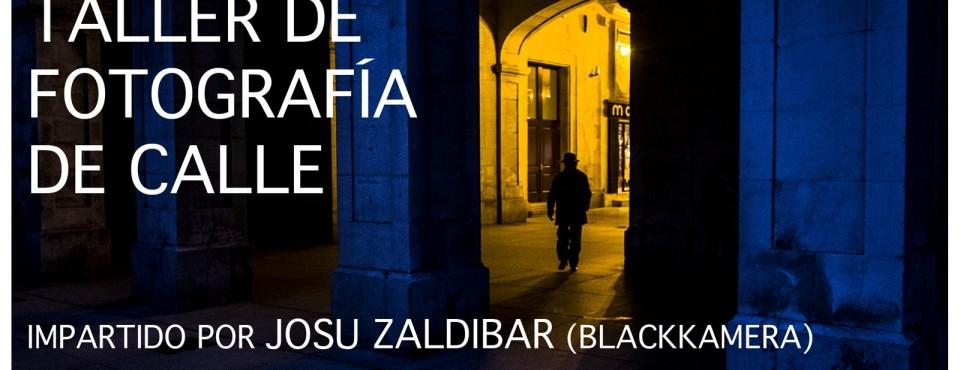 Taller de fotografía documental de calle en Santander