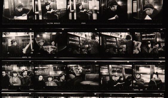 Contactos 33 # Walker Evans – Pasajeros