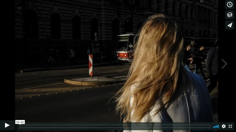 CAPTURA MAKING OF DE PRAGA