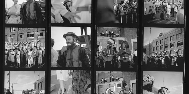 Contactos 14 # Vivian Maier / 1ª parte